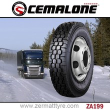 Comfortable tire pattern winter truck tires 11.00 20