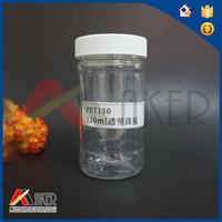 150ml Plastic Mason Jam Jar with Cap
