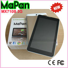 7 Inch 3G Dual Core Tablet PC Android 4.4 MaPan/ MTK8312 Phone Call 3G Tablet PC 7 Inch Support GPS WIFI