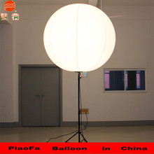 New Led Toys large Pvc Inflatable Lighting Balloon from Chinese factory