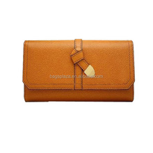 Hig class department store ladies long wallet Trendy PU leather wallets Clutch bags WA8066WA8067