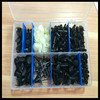 automotive plastic clips and fasteners 240pc assortment kit automotive plastic clips and fasteners