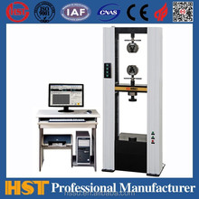 WDW 5-10kN Computerized Electronic Rubber tensile Universal Testing Machine / Universal materials testing equipment