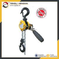 0.25t chain hoist lever hoist