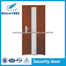 israel venta caliente de acero puerta de seguridad fabricados en china