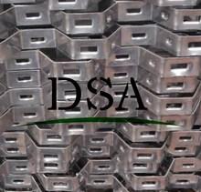 High temperature resistant stainless steel hexsteel production enterprises