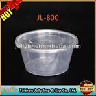 tampa redonda recipientes plásticos para alimentos