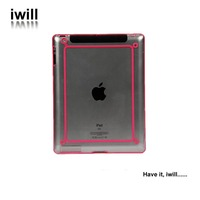how beautiful the bumper hard case for ipad 2,strong protective ,