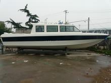 11.6mm fiberglass high speed Patrol boat use in sea