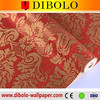 French Feature Embossed Wallpaper for Living room Bedroom , Deep Embossed Wallpaper, Vinyl Wallpaper