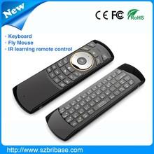 Universal wireless keyboard air mouse Cheap Bluetooth 2.4G keyboard mouse