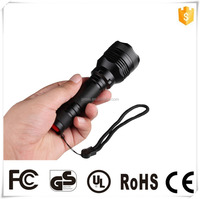 wholesale china sex toys gifts flashlight torch li-ion 18650 battery led flashlight torch