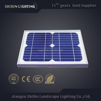 6v 12v 10w solar panel price