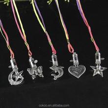 aluminum necklace chain necklace plain chain