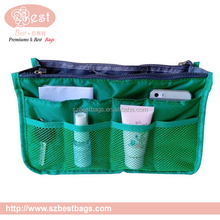 custom logo makeup brush bag makeup organizer bag