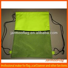 wholesale customized small mesh drawstring bags
