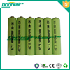 china battery manufacturer nimh 1.2v battery 1.2v aaa 350mah rechargeable battery