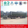 china sitong farm axle dump trailers