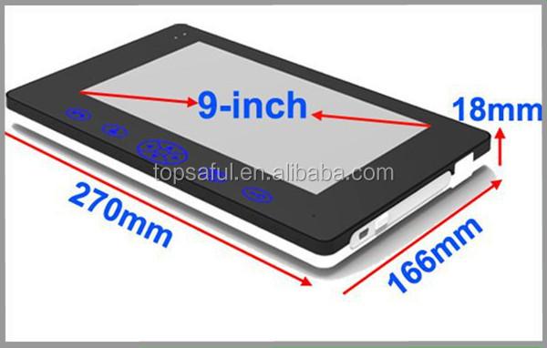 micron touch button intercom manual