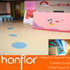 Anti slip pvc floor mat roll cutting freely