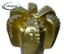 3-8 blades matrix body pdc oil drilling pdc bits API standard