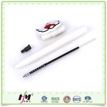 Custom design soft PVC doll pen ball pen mould