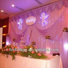 Portable Pipe And Drape Kits/events decorative pipe and drape
