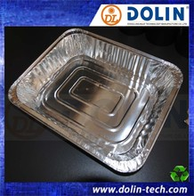 The quality of hot food packaging aluminium foil containers