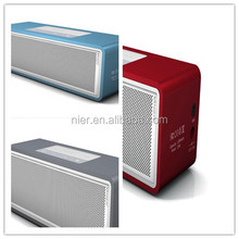 Boombox HIFI Wireless car mp3 player Stereo Super Bass Big Power Subwoofer Loudspeakers USB AUX NFC Built in Mic Boombox