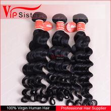 fast shipping human hair extension salon weft braids