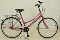 "26""OEM manufacture woman city bike/bicycle classical style (SWCB010)"