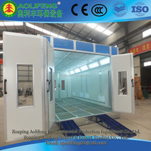 spray booth workshop shelter tent/car body paint/cabine peinture