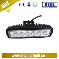 Off road Driving Truck UTE SUV car led driving light 18w auto fog light