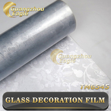 High Quality Wholesale Uv Resistant Static Stained Glass Window Cling Film