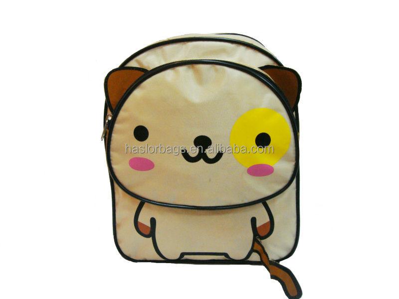 Enfants gros Animal de bande dessinée Mini - sacs, Mignon école bébé sac à dos