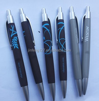 plastic promotional hotel ball pen