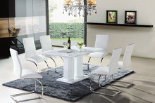 New design dining table sets, Room furniture,Promotion dining table and chairs