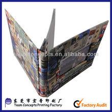 Custom Wholesale Self Adhesive Sheets Photo Album