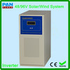 48V 5KW 6KW 7KW 8KW 10KW 12KW Three Phase Power Inverter 220V 380V With CE For Off Grid Solar System