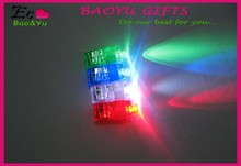 LED Flashing Rainbow Laser Finger Lights for Party Decorations