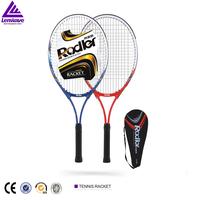 Hot sale super bargain Rodler light weight ergonomic design aluminium alloy tennis rackets