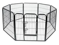 Pet playpen large heavy duty pet playpen dog fence 8 panel enclosure