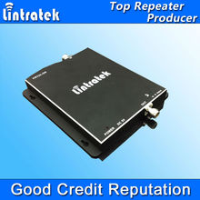 2G 3G High Power Dual Band GSM 900/WCDMA 2100MHz Signal Amplifier Lintratek Receiver Repeater