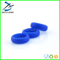 Wholesale cheap silicone basketball finger ring size