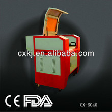 CX6040 Mini juguete madera de corte por láser