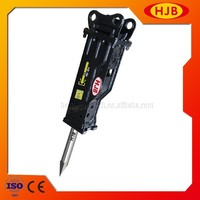 Ten Year Manufacturer Silenced Type Used Jack Hammer, Breaker Attachment for Sale with High Quality