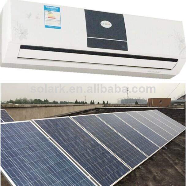 Solar 18000 Btu Air Conditioner On Grid 90 95 Energy