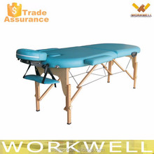 WorkWell fixed ayurveda massage table Kw-T2525