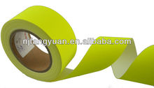 202H Fluorescent Yellow Heat Applied Reflective Material