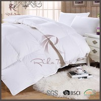 Wholesale price white patchwork quilt used hospital beds